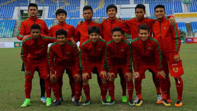 Babak I: Timnas U-19 Ditahan Imbang Kamboja Tanpa Gol