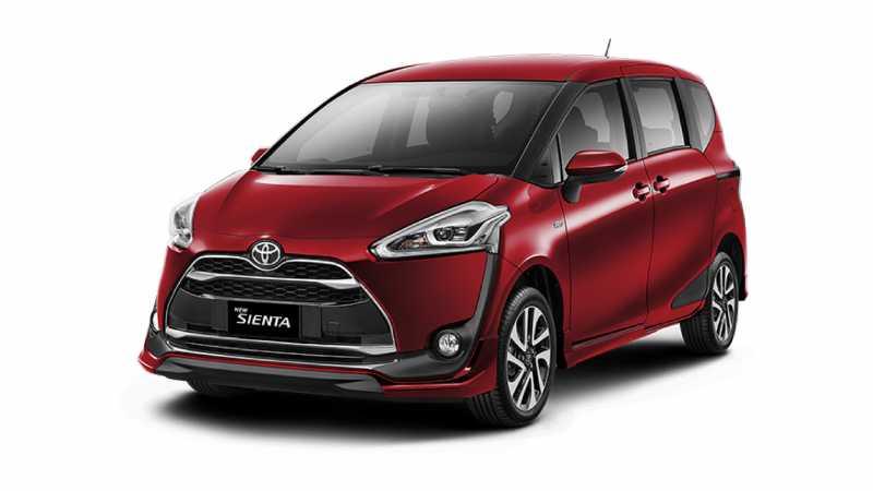 Toyota Buka Suara Soal Sienta Terbaru