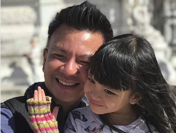 Putrinya Didiagnosa Leukimia, Unggahan Mantan Suami Denada Dibanjiri Doa Netizen
