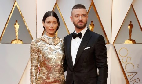 Anak Justin Timberlake Tiru Ayahnya