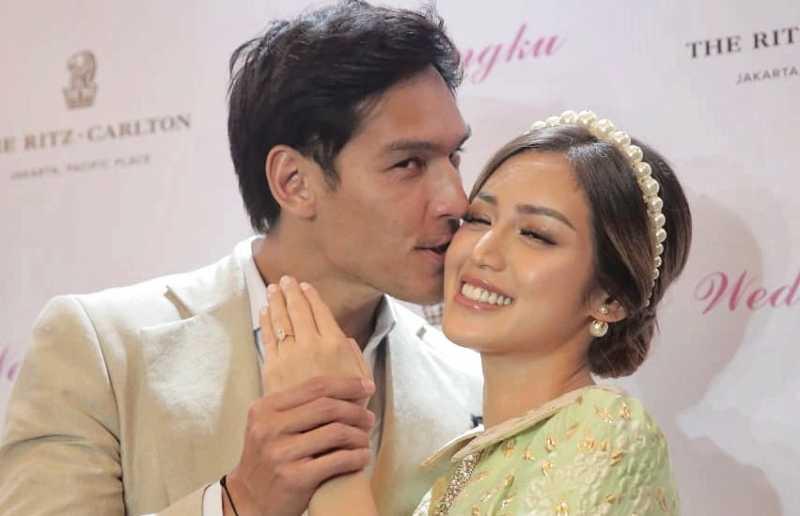 Jessica Iskandar dan Richard Kyle Berencana Menikah Tahun Depan di Bali