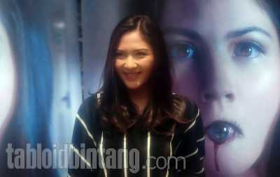 Cerita Jessica Mila Mendapat Lebam Saat Syuting Film Mata Batin