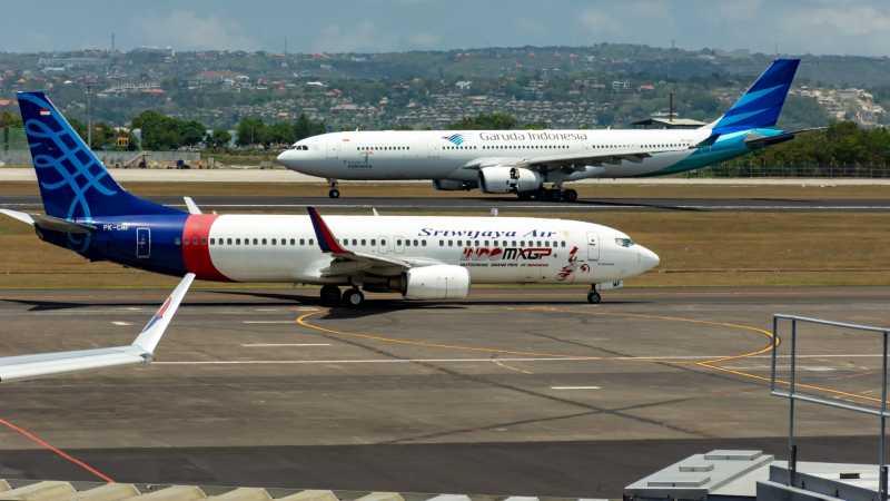 Pajak Sebabkan Tiket Pesawat Domestik Lebih Mahal dari Internasional