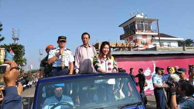 Api Asian Games Sempat Terhambat saat Dibawa Terbang dari India