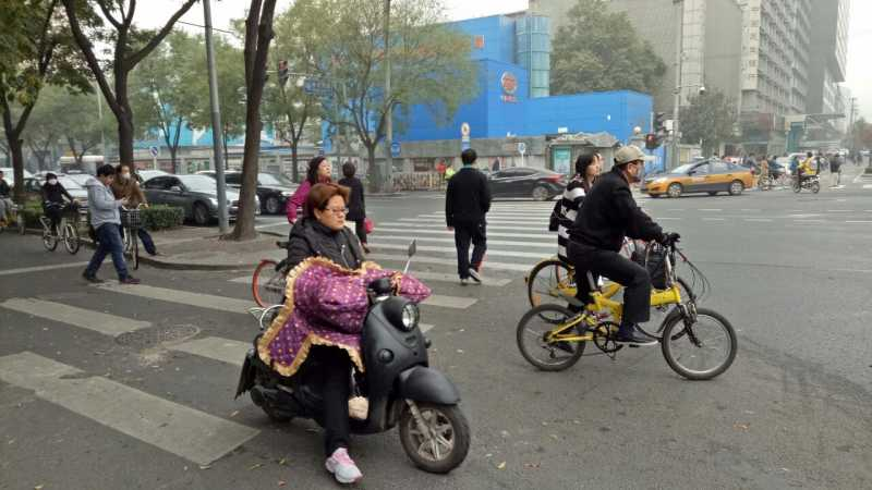 Bahkan Pengemis Terima Uang Elektronik di China