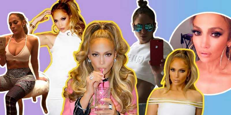 11 Cara Jennifer Lopez Agar Tetap Seperti Usia 28 Tahun