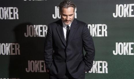 Bioskop AS Larang Penggunaan Kostum Saat Tonton Joker