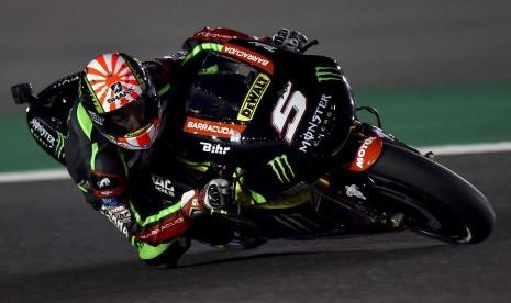 Johann Zarco tak Ingin Ulangi Kesalahan GP Qatar
