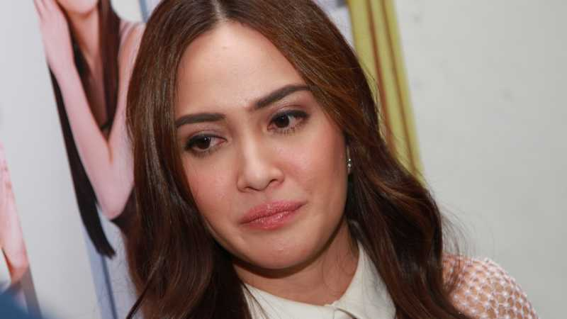 Shandy Aulia Gagal Rayakan Ulang Tahun Pernikahan Bersama Suami