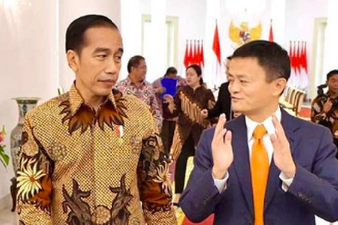 Kata Jack Ma, Masa Depan Bisnis Indonesia Ada di Sektor Ini