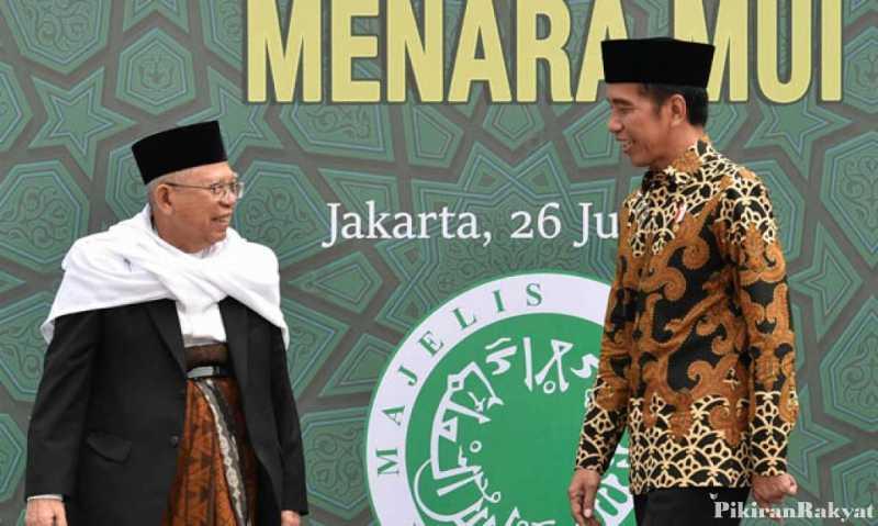 Ini Catatan Resmi Kekayaan Jokowi dan Maruf Amin