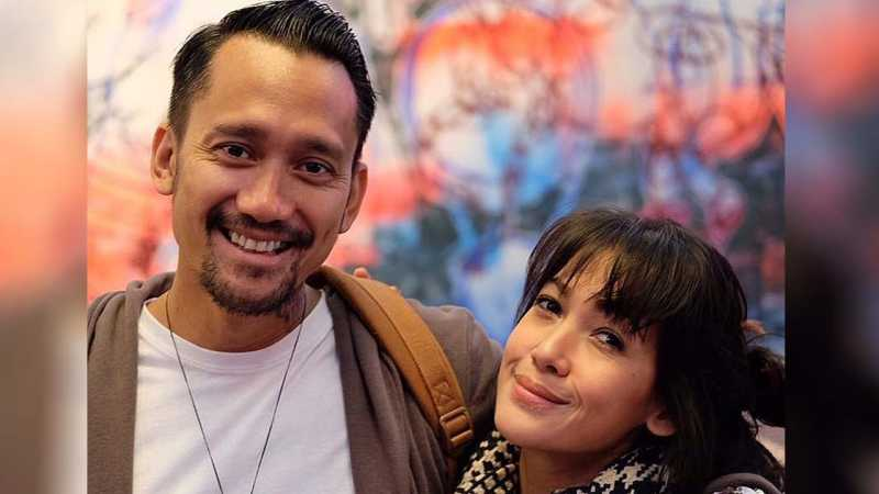 Tak Pakai Cincin Kawin, Tora Sudiro-Mieke Amalia Punya Wedding Ink