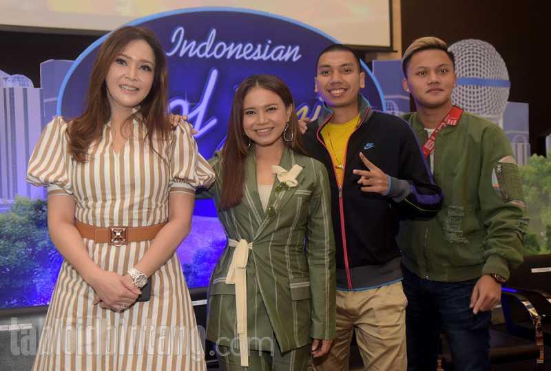 Maia Estianty, Rossa, Rizky Febian Jadi Juri Indonesian Idol Junior 2018