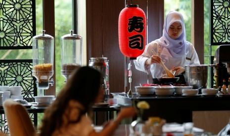Konsep Hotel Wisata Halal di Gili Trawangan