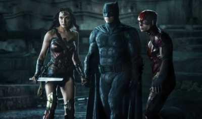 Pendapatan Awal Justice League di Bawah Prediksi