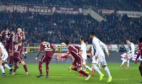 Juventus Masih Jadi Penguasa di Turin Usai Bekuk Torino