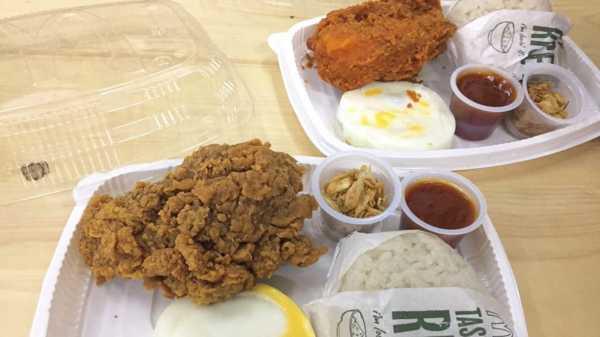 McDonalds Indonesia Sekarang Jual Nasi Uduk dan Sambal Terasi