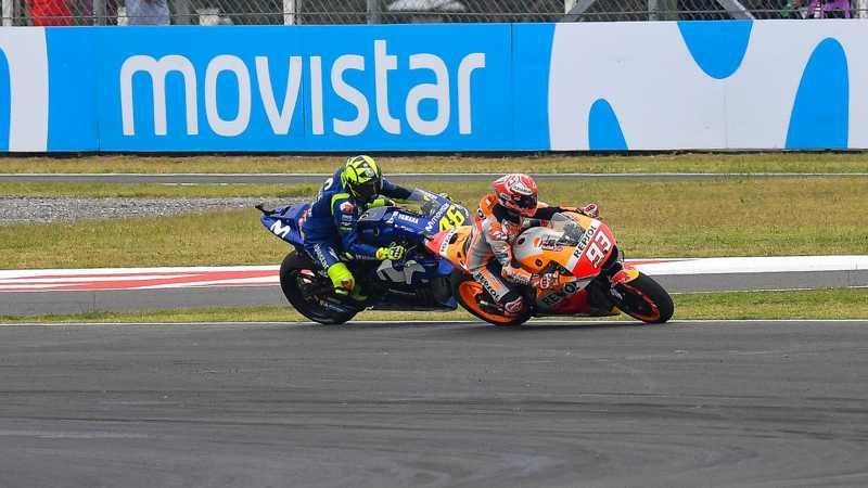 Yamaha: Marquez Tak Boleh Ugal-ugalan Lagi saat Balapan