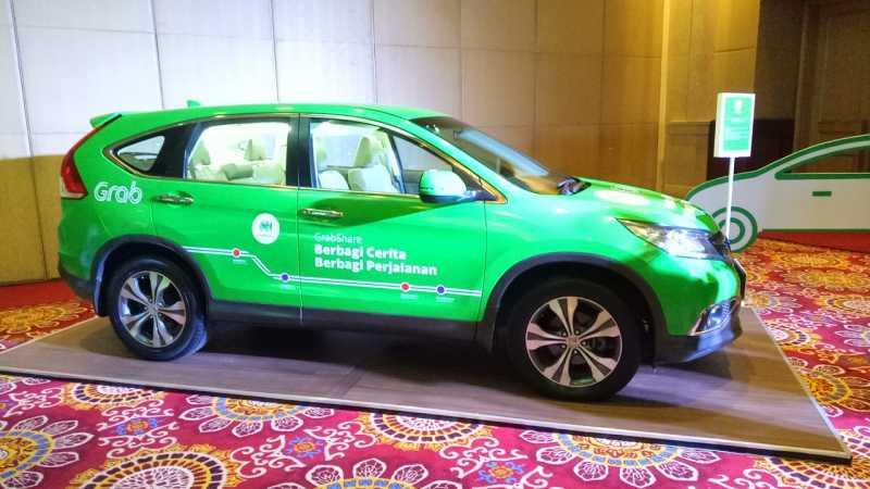 Setelah Uber, Toyota Kini Investasi di Grab