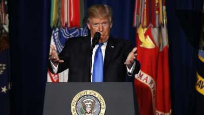 Penyanyi Pineapple-Pen Bakal Sambut Donald Trump di Jepang