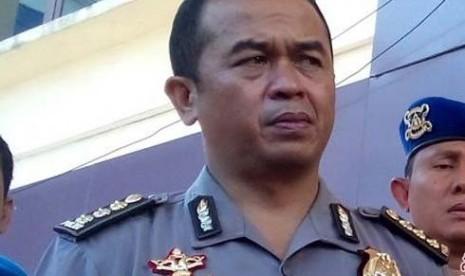 Penyerang Bom Polrestabes Naik Motor dan Diduga Wanita