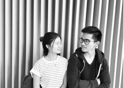 5 Potret Gaya Pacaran Kocak Kaesang Pangarep dan Felicia