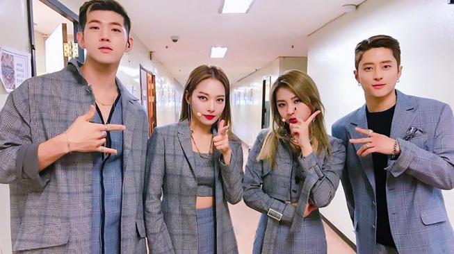 KARD, Grup Idol K-Pop yang Tak Lazim