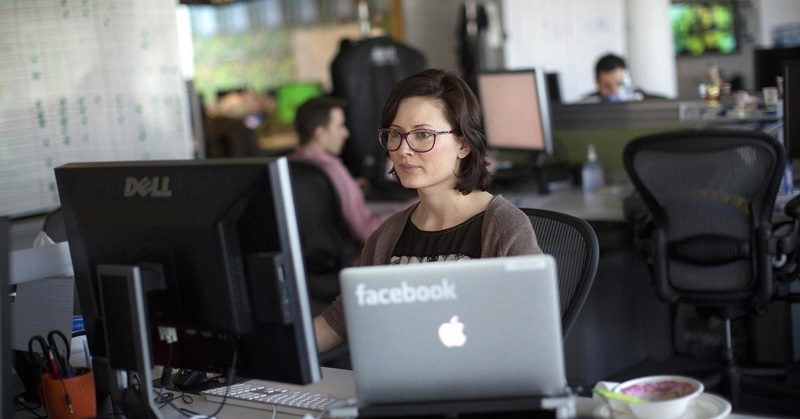 Gara-gara Toilet, Karyawan Facebook dan WhatsApp Tak Akur
