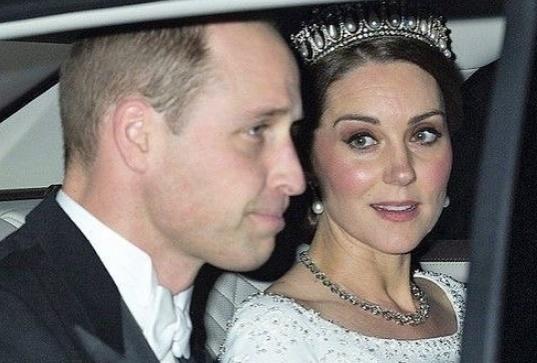 Netizen Ribut Soal Rumor Pangeran William Selingkuh dengan Sahabat Kate Middleton