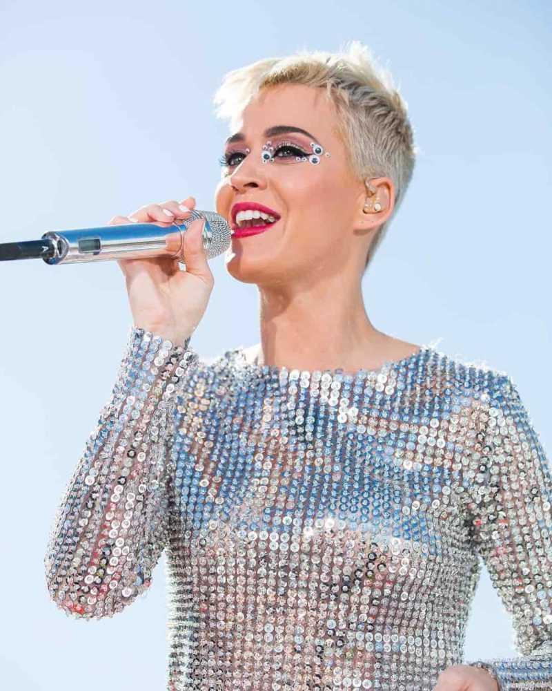 Katy Perry Pecahkan Rekor Baru di Twitter