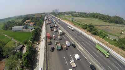 Ini Petunjuk Jalur Mudik Lewat Tol dari Jakarta Hingga Ngawi