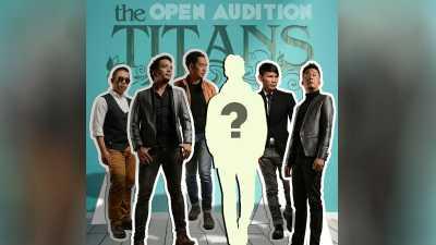 The Titans Gelar Audisi untuk Vokalis, Boleh Perempuan