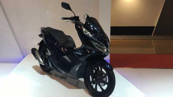 Honda PCX Hybrid Segera Jajal Aspal Indonesia