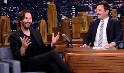 Keanu Reeves Hampir Ganti Nama Jadi Chuck Spadina
