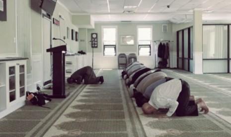 Masjid di New York Ditembaki untuk Ketiga Kalinya