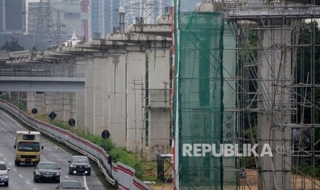 Begini Perkembangan Pembangunan LRT