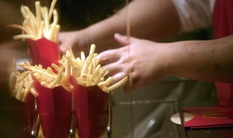 Kentang Goreng McDonalds Buat Rambut Subur