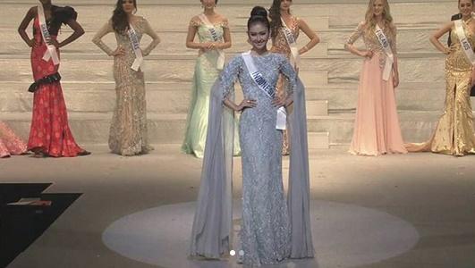 5 Momen Kevin Lilliana di Ajang Miss International 2017