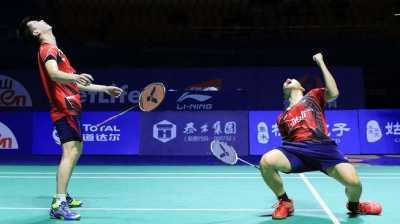 Hasil China Open 2017: Kevin-Marcus Melaju ke Final