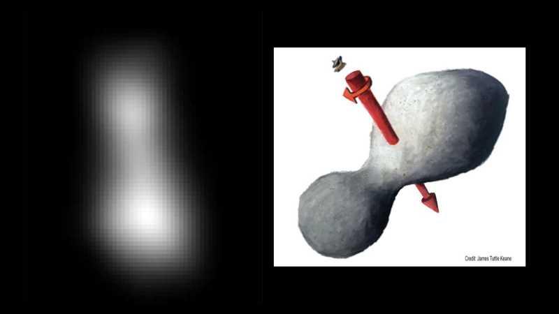 Misi New Horizons NASA Sukses Ambil Gambar Objek Terjauh Alam Semesta