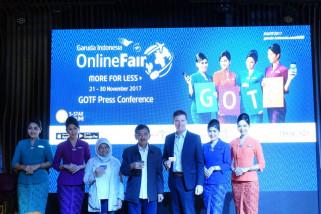 Garuda Indonesia Online Travel Fair Dimulai Hari Ini