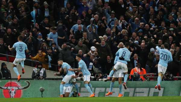 Hajar Arsenal 3-0, Manchester City Juara Piala Liga Inggris