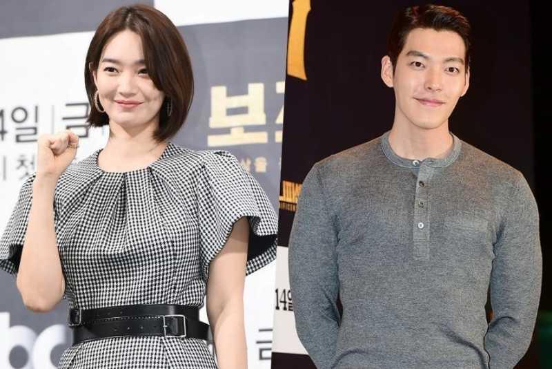 Kirim Truk Kopi ke Shin Min Ah, Kim Woo Bin Tuliskan Pesan Manis Ini