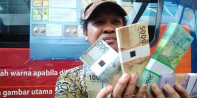 Mau Lebaran, Uang Baru Rp 150 M Diangkut ke Perbatasan RI