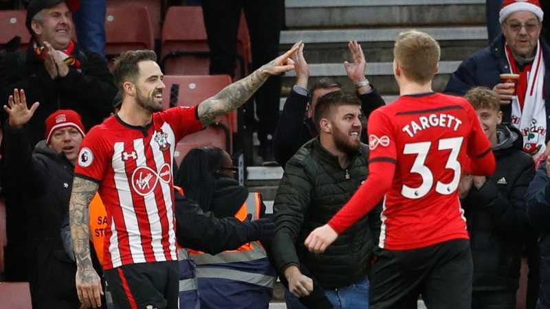 Catatan Tak Terkalahkan Arsenal Terhenti di Tangan Southampton