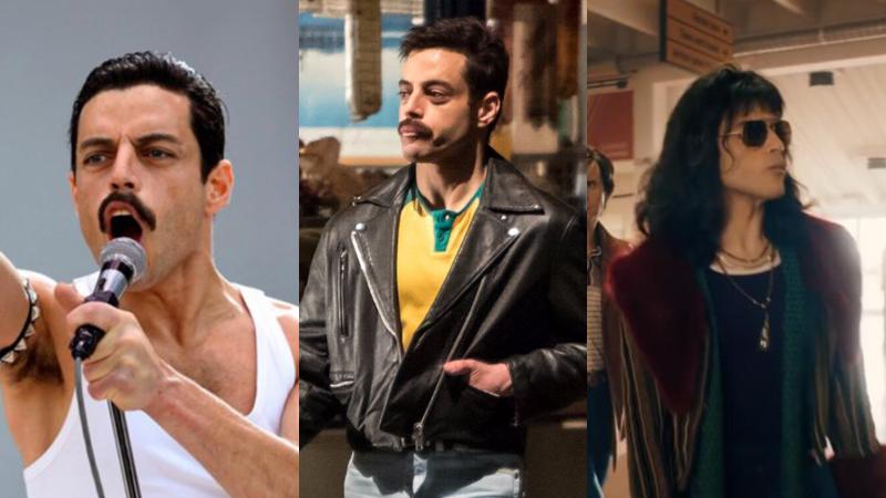 5 Hal yang Dilakukan Rami Malek Demi Mirip Freddie Mercury
