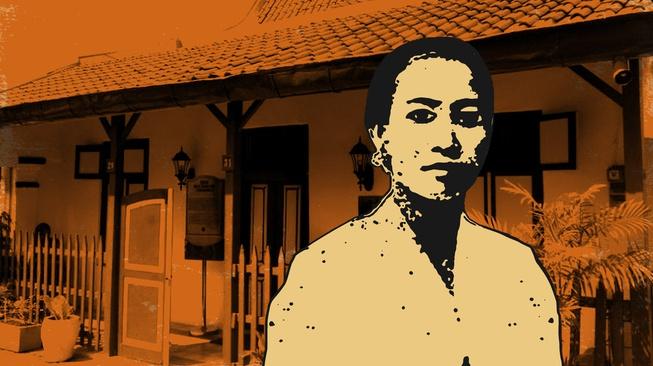 Sukarno dan Rumah Kos Tjokro yang Legendaris