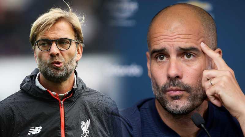 Manchester City Hantam Liverpool 5-0