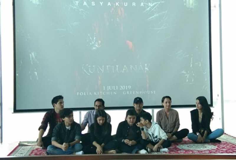 Film Kuntilanak 2 Tembus 1,7 Juta Penonton, Multivision Gelar Syukuran