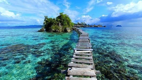 Teluk Tomini di Gorontalo, Surga Bagi Para Penyelam